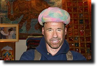 Chuck Norris in India?
